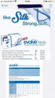 EVOLVE - NITRILE POWDER FREE EXAMINATION GLOVES