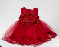 Baby Girls Party Dress