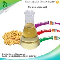 Refined soya fatty acid