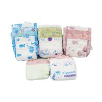 Super brand ultradry b grade baby pamper disposable pampared pampars diaper