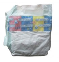 Low Price B Grade Disposable Baby Diapers