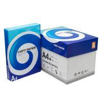 OEM 70GSM 75GSM 80GSM 100% Pulp A4 Paper Copier 500 Sheets/Ream - 5 Reams/Box A4 Copy Paper