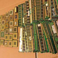 Ceramic CPU/486 & 386 Cpu/Computer Ram Scrap
