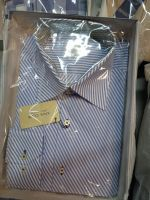 Luxury Italian Shirt 100% cotton  85% Discount