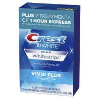 Crest 3D White Classic Vivid Teeth Whitening Kit,