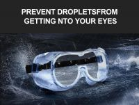Medical Safety Glasses/Safety Protective/Safety Eyeglasses/ Prevent Du