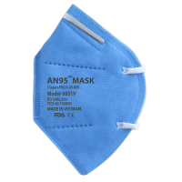 5 ply AN95 Mask (valve) CE Certified N95 KN95 respirator