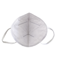 AN95 KN95 respirator mask 5 ply (no valve, grey) CE Certified Made in Vietnam