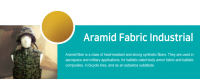 Aramid Fabric Industrial
