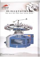 High Speed open Width Single Knitting Machine