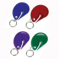 Keychain Plastic Letter Opener