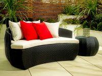 wicker sofa set PRSF-005