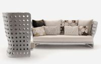 wicker sofa set PRSF-005