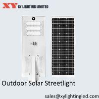 All in one solar street light 80W