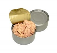 Export of Albacore Canned tuna fish F