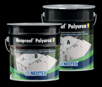 Polyurea Waterproofing Materials | Polyurea waterproofing coating for roofs