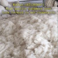 Recycled cashmere, Cashmere yarn, Cashmere waste