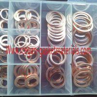 Pure Copper Gasket/Pure Copper Gasket