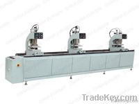 Three-head welding machine