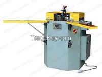 One-head corner crimping machine