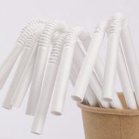 Bendable Paper Straws free sample