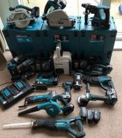 Makitas LXT1500 18-Volt LXT Lithium-Ion Cordless drill Combo Kit