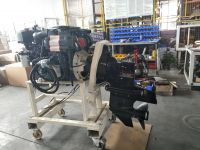 90-150hp Three years quality warranty High speed marine engine for Yacht
