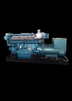 Sinooutput marine diesel generator CCFJ400J-W 400KW 1500rpm 50HZ weichai engine WHM6160 Stamford alternator