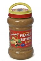 Chrunchy Peanut Butter Honey Sweetened