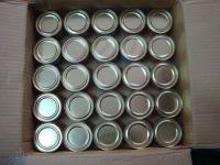 Tin label tomato paste manufacturer