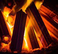 STIGI Hardwood Charcoal Briquette
