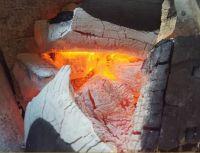 No Smoke Hardwood Charcoal for Restaurant
