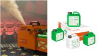 Mirage 360 degree Molecular Suspension Disinfector sprayer