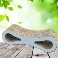 Corrugated Composite Pet talon toy/scratching post/grip/grab