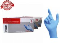 High Quality Nitrile Gloves Powder Free