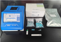 COVID-19 Immuno Flourescence Chromotography Test Machine