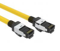 Cat.8 Shielded Snagless RJ45 Patch Cord