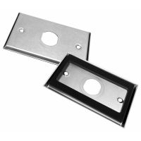 American Style Faceplate 1 Port
