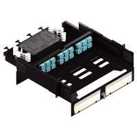 Bi Direction Sliding Fiber Optic Patch Panel