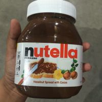 Ferrero Nutella Hazelnuts Chocolate Spread