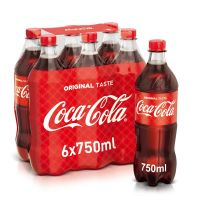 Cocacola 750ml soft drinks