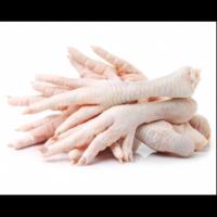 frozen chicken paws/feet