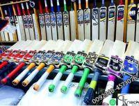 Cricket Local Hardball bat Grip pad thai gloves hand made  AS TON MRF DCS