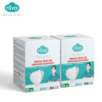 SURGICAL 3D-N95 MASK  FROM VIETNAM WITH GOOD MATERIAL
