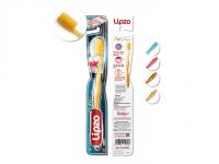 Lipzo Toothbrush Ruby Gold