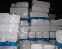 EPS white blocks.