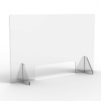 CUSTOM PLEXIGLASS BARRIERS FOR SCHOOLS - RESTAURANTS - OFFICES & MORE