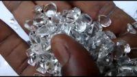 Gemstone - Topaz Cut & Polished 2