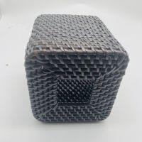 rattan tissue box made in Vietnam