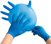 Powder free Disposable latex gloves